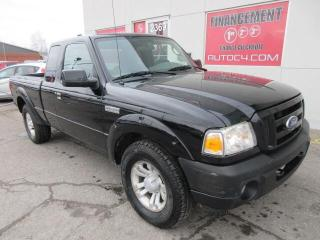 Used 2010 Ford Ranger 4WD SuperCab 126  Sport for sale in St-Jérôme, QC