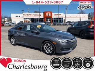 Used 2016 Honda Civic LX AUTOMATIQUE** 21 181 KM** for sale in Charlesbourg, QC
