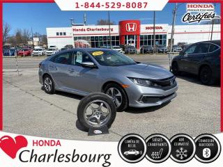 Used 2019 Honda Civic LX AUTOMATIQUE**20 303 KM** for sale in Charlesbourg, QC