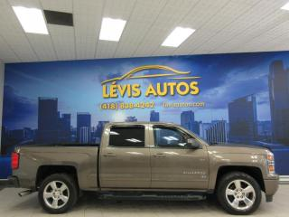 Used 2015 Chevrolet Silverado 1500 LT CREW-CAB V8 5.3L 4X4 TOUT EQUIPE 1418 for sale in Lévis, QC