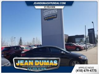 Used 2018 Hyundai Elantra MODÈLE GL BAS KILOS for sale in St-Félicien, QC