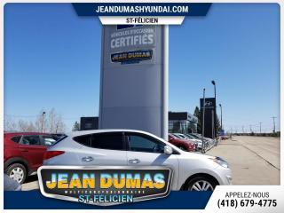Used 2013 Hyundai Tucson MODÈLE LIMITED 4X4 CUIR ET TOIT SIEGE EL for sale in St-Félicien, QC