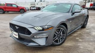 New 2021 Ford Mustang GT for sale in Peterborough, ON