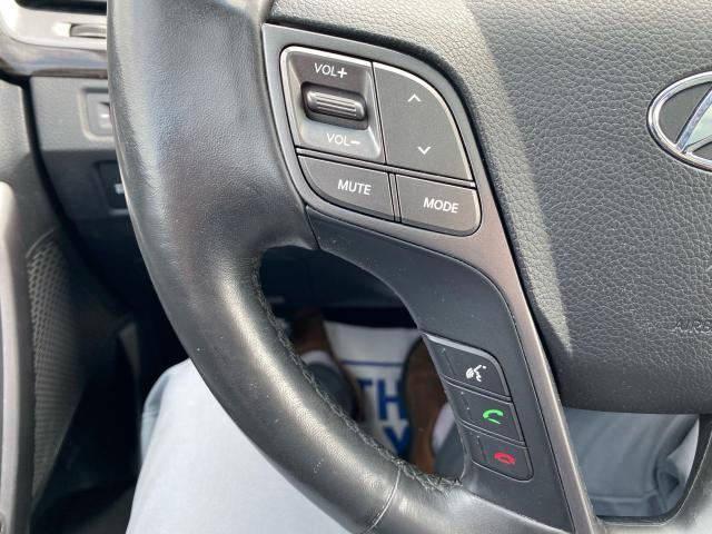 2016 Hyundai Santa Fe Sport Luxury