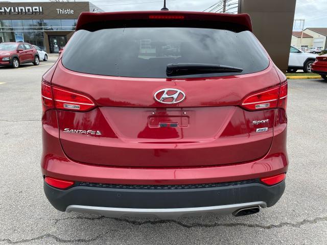 2016 Hyundai Santa Fe SPORT AWD PREMIUM