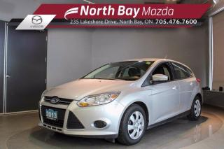 Used 2013 Ford Focus SE - Heated Seats - Blueooth - Manual for sale in North Bay, ON