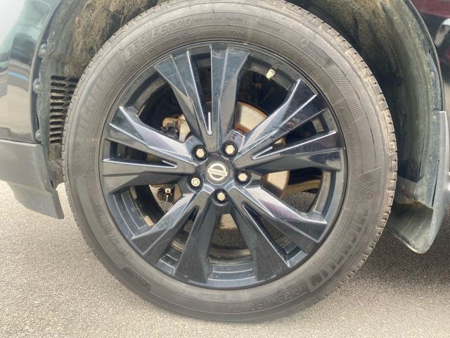 2018 Nissan Pathfinder SL MIDNIGHT