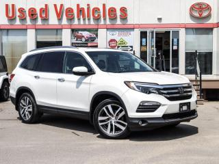 Used 2016 Honda Pilot 4WD 4dr Touring for sale in North York, ON