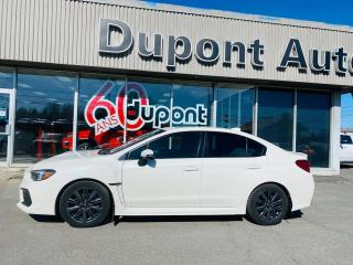 Used 2018 Subaru Impreza WRX Sport BM for sale in Alma, QC