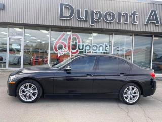 Used 2014 BMW 3 Series Berline 4 portes 320i xDrive, Traction i for sale in Alma, QC