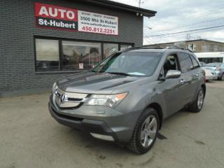 Used 2009 Acura MDX SPORT ELITE PKG SH-AWD for sale in St-Hubert, QC