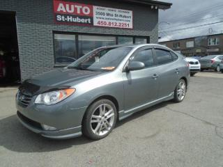 Used 2010 Hyundai Elantra Sport for sale in St-Hubert, QC