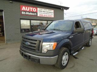 Used 2009 Ford F-150 XL BOITE 8 PIEDS for sale in St-Hubert, QC
