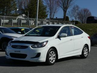 Used 2013 Hyundai Accent GL AIR CLIMATISE AUTOMATIQUE for sale in St-Georges, QC