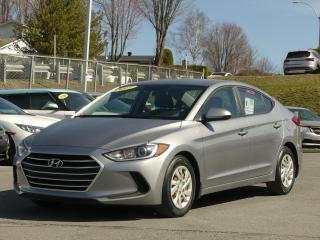 Used 2017 Hyundai Elantra GL AUTOMATIQUE SIEGES CHAUFFANTS for sale in St-Georges, QC