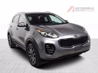 Used 2017 Kia Sportage EX AWD A/C Mags Cuir Sièges Chauffants Caméra for sale in Île-Perrot, QC