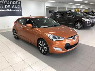 Used 2013 Hyundai Veloster COUPÉ MAN A/C CAMÉRA CRUISE BT SIÈGES CH for sale in Dorval, QC