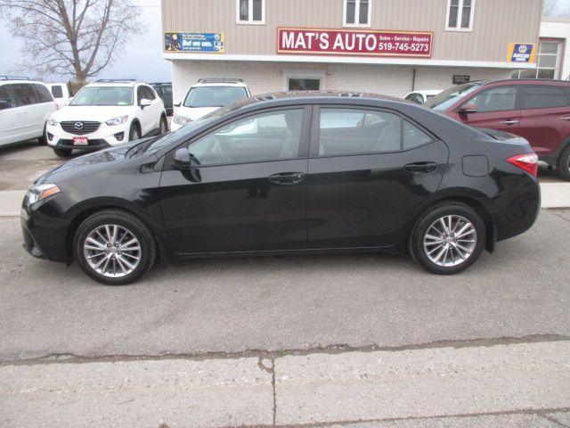 2015 Toyota Corolla LE ONLY 58700KM