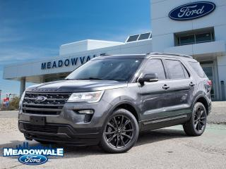Used 2018 Ford Explorer XLT for sale in Mississauga, ON