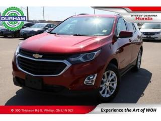 Used 2018 Chevrolet Equinox 1LT for sale in Whitby, ON