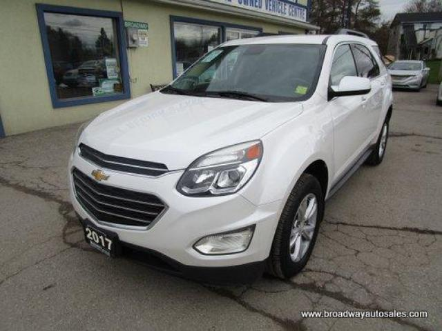 2017 Chevrolet Equinox ALL-WHEEL DRIVE LT EDITION 5 PASSENGER 2.4L - ECO-TEC.. ECO-BOOST-PACKAGE.. HEATED SEATS.. BACK-UP CAMERA.. BLUETOOTH SYSTEM.. KEYLESS ENTRY..