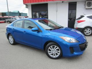 Used 2012 Mazda MAZDA3 GS $7,995+HST+LIC FEE / 1 OWNER / CLEAN CARFAX / SUNROOF for sale in North York, ON