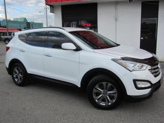 Used 2016 Hyundai Santa Fe Sport $15,995+HST+LIC FEE / CLEAN CARFAX / CERTIFIED for sale in North York, ON
