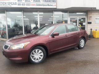 Used 2008 Honda Accord Sdn EX-L ~Certified~ 3 YEAR WARRANTY~~NO ACCIDENTS~ NA for sale in Oakville, ON