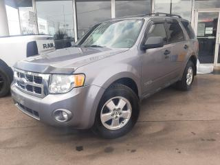 Used 2008 Ford Escape XLT~NO ACCIENTS~  CERTIFIED~ 3 YEAR WARRANTY~ 4WD~ for sale in Oakville, ON