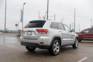 Used 2012 Jeep Grand Cherokee Limited NAVI/LEATHER/FULL SUNROOF for sale in Concord, ON