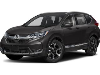 Used 2019 Honda CR-V Touring WIRELESS CHARGER | HONDA SENSING TECHNOLOGIES | APPLE CARPLAY™ & ANDROID AUTO™ for sale in Cambridge, ON