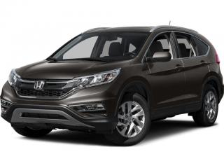 Used 2015 Honda CR-V EX-L SATELLITE RADIO EQUIPPED | POWER SUNROOF | LANEWATCH™ CAMERA for sale in Cambridge, ON
