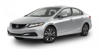 Used 2014 Honda Civic Sedan EX for sale in Gander, NL