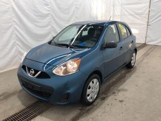 Used 2017 Nissan Micra S for sale in Waterloo, ON
