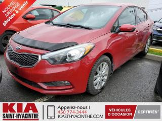 Used 2014 Kia Forte LX+ ** SIÈGES CHAUFFANTS / BLUETOOTH for sale in St-Hyacinthe, QC