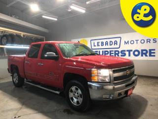 Used 2013 Chevrolet Silverado 1500 LT Crew Cab  4X4 5.3L V8 * Weather Tech Floor Mats * Tonneau Cover *  Hands Free Calling *  Trailer Receiver W/ Pin Connector * Cruise Control * Power for sale in Cambridge, ON