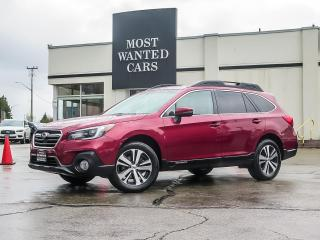 Used 2019 Subaru Outback LIMITED|HATCHBACK|NAV|BLIND SPOT|HARMON KARDON for sale in Kitchener, ON