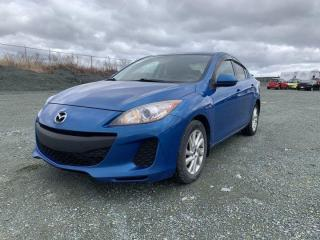 Used 2013 Mazda MAZDA3 GX for sale in St. John's, NL