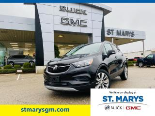 Used 2017 Buick Encore Preferred for sale in St. Marys, ON