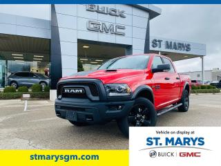 Used 2020 RAM 1500 Classic Warlock for sale in St. Marys, ON