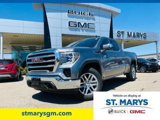 New 2021 GMC Sierra 1500 SLE for sale in St. Marys, ON