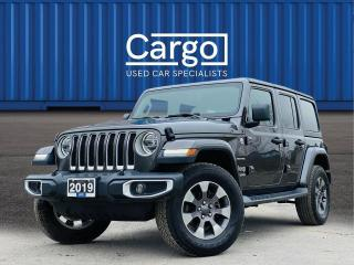 Used 2019 Jeep Wrangler Unlimited Sahara for sale in Stratford, ON