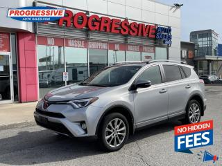 Used 2017 Toyota RAV4 Limited Local Trade/SUPER LOW KM/LOADED for sale in Sarnia, ON