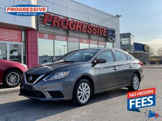 Used 2019 Nissan Sentra 1.8 SV SUNROOF/HEATED SEATS/AUTOMATIC for sale in Sarnia, ON