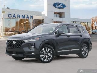Used 2020 Hyundai Santa Fe Luxury for sale in Carman, MB