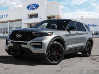 New 2021 Ford Explorer ST for sale in Winnipeg, MB