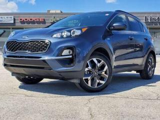 Used 2020 Kia Sportage PANO ROOF | TOUCHSCREEN | HEATED SEATS for sale in Listowel, ON