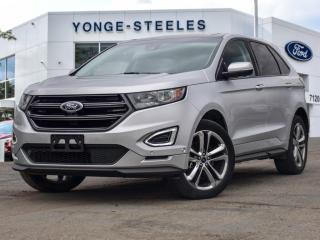 Used 2018 Ford Edge SPORT for sale in Thornhill, ON