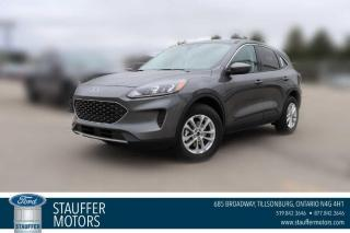 New 2021 Ford Escape SE for sale in Tillsonburg, ON