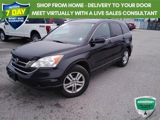 Used 2010 Honda CR-V EX-L | NO ACCIDENTS | LOW KMS | POWER SEAT | POWER MOONROOF | for sale in Barrie, ON